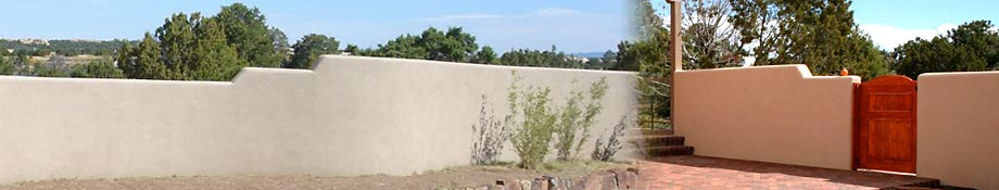 Stucco & Sto Walls by Hagen Builders, General Contractors, Santa Fe, NM